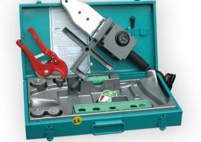 Какие инструменты понадобятся для монтажа полипропиленовых труб своими руками?