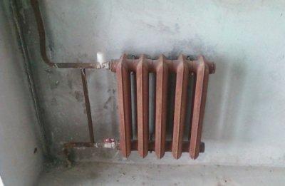 Монтаж радиаторов отопления в зависимости от стены частного дома