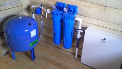 Обустройство насосной станции для водоснабжения в частном доме из колодца