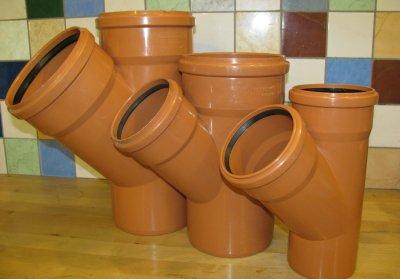 Основные характеристики ПВХ труб для канализационных сетей