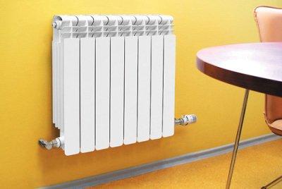 Особенности алюминиевых радиаторов отопления