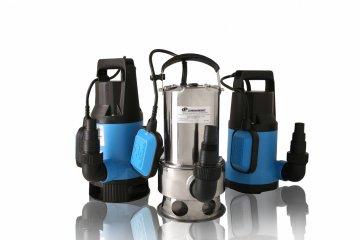 Особенности и выбор фекальных и дренажных насосов для канализации