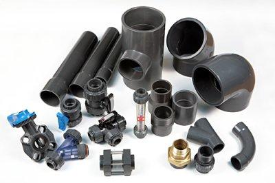 ПВХ трубы и фитинги для внутренней канализационной системы