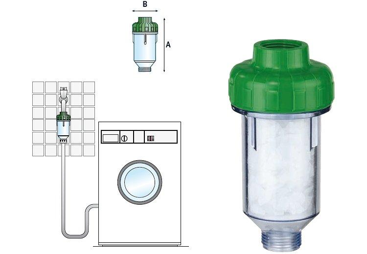 Правила установки солевого фильтра для очистки и смягчения воды из скважины