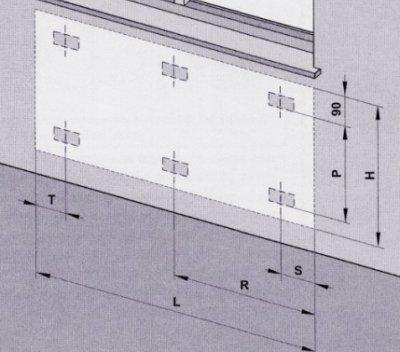 Прежде чем приступить к монтажу радиатора отопления, нужно составить схему