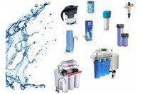 Разновидности фильтров для очистки воды