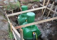 Система канализации для загородного дома