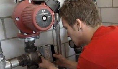 Советы по монтажу циркуляционного насоса в систему отопления