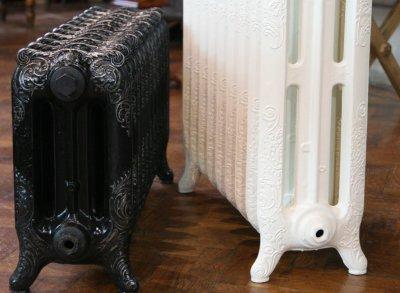 Свойства, плюсы и минусы чугунных радиаторов отопления
