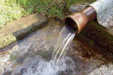 Важное о фильтрах для воды из скважины, очищающих от железа