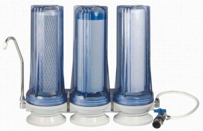 Виды и конструкция различных проточных фильтров для очистки дачной воды