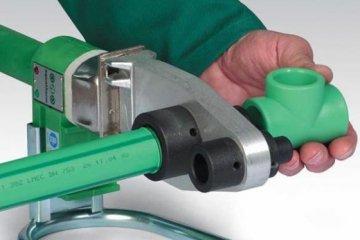 Все о технологии монтажа полипропиленовых труб для водопровода