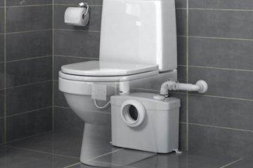 Все о туалетных насосах для принудительной канализации