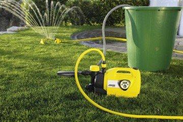 Выбор и установка насоса для полива огорода на дачном участке