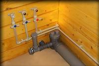 Установка и монтаж канализации в загородном доме
