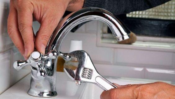 гудит кран горячей воды что делать