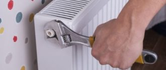 как развоздушить систему отопления в частном доме